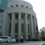 徒歩12分の大阪証券取引所(周辺)