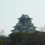 徒歩5分の大阪城公園(周辺)