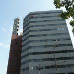 徒歩5分のテレビ大阪(周辺)