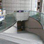 徒歩3分の天満橋駅4番出口(周辺)
