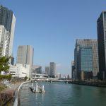 堂島川沿いビル群(周辺)