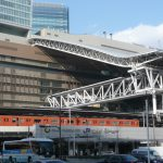 現地徒歩13分のJR大阪駅(周辺)