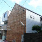 収益一棟アパート<平野東アパートメント>木造2階建て、現在満室利回り7.0%